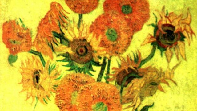 Kunst Und Forschung Genetische Vielfalt In Van Goghs Sonnenblumen