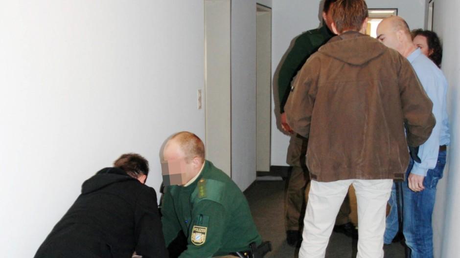 Prozess um Polizeieinsatz