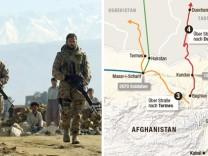 Afghanistan Abzug Teaser