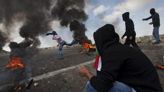 Nahost Palästinenser