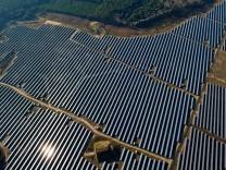 Pleitewelle bei der Solarindustrie