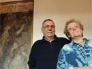 Ehepaar lebt Jahrzehnte mit Fresko-Schatz (Bild)