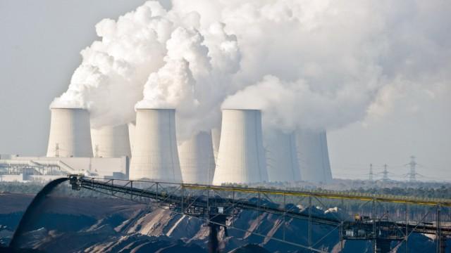 Klimawandel: Kraftwerk