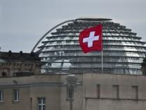 Der Zwist mit der Schweiz