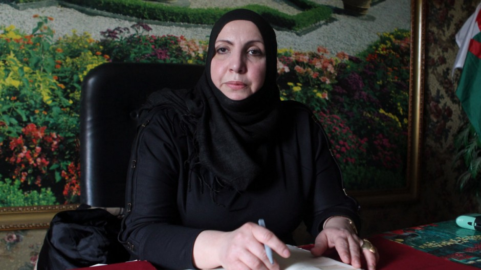 Algerian lawyer Zahia Mokhtari appointed by the father of Mohamed