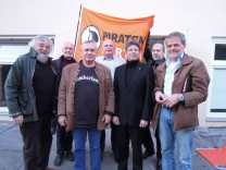 Piraten Stammtisch Ü60 Piratenpartei München