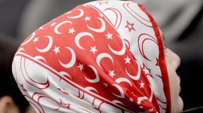 Studie: Türken in Deutschland