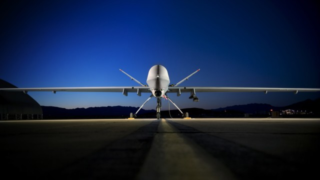 Air Force, Army leaders discuss new UAS concept of operations
