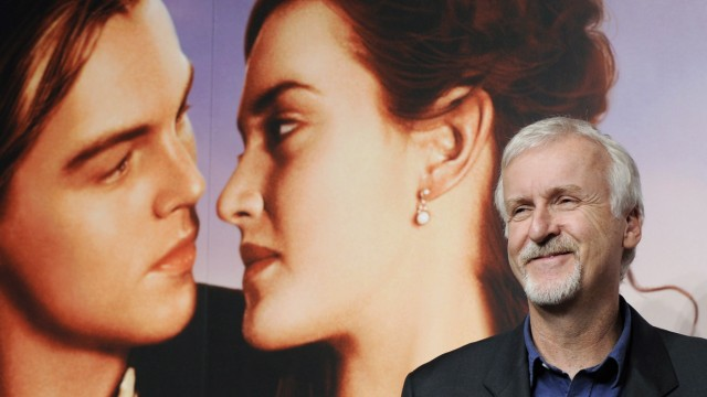Canadian film director James Cameron
