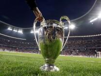 FC Bayern Muenchen - Olympique Marseille