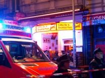 Gewaltverbrechen: Mann stirbt auf dem Hamburger Kiez