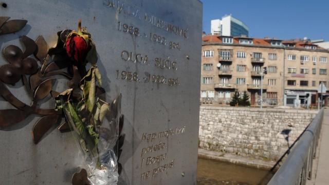 Jugoslawien 20 Jahre nach Beginn des Bosnienkriegs