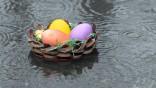 Osterfest fällt vielerorts ins Wasser