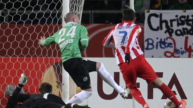 Hannover 96 - Atletico Madrid