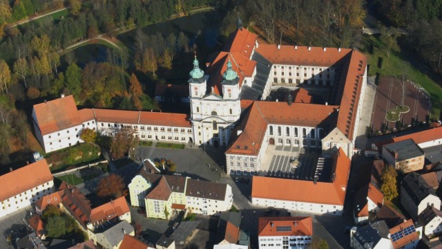 Ausflugsziele Bayern Kloster Waldsassen