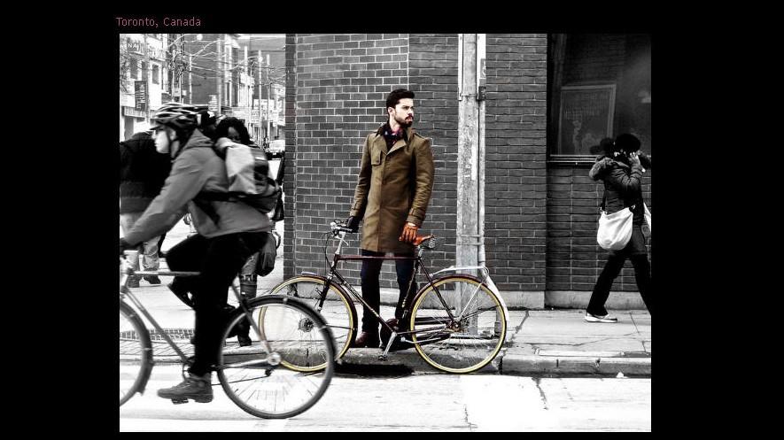 Seelenvolle Maschinen SZW Bildband Cycle Chic