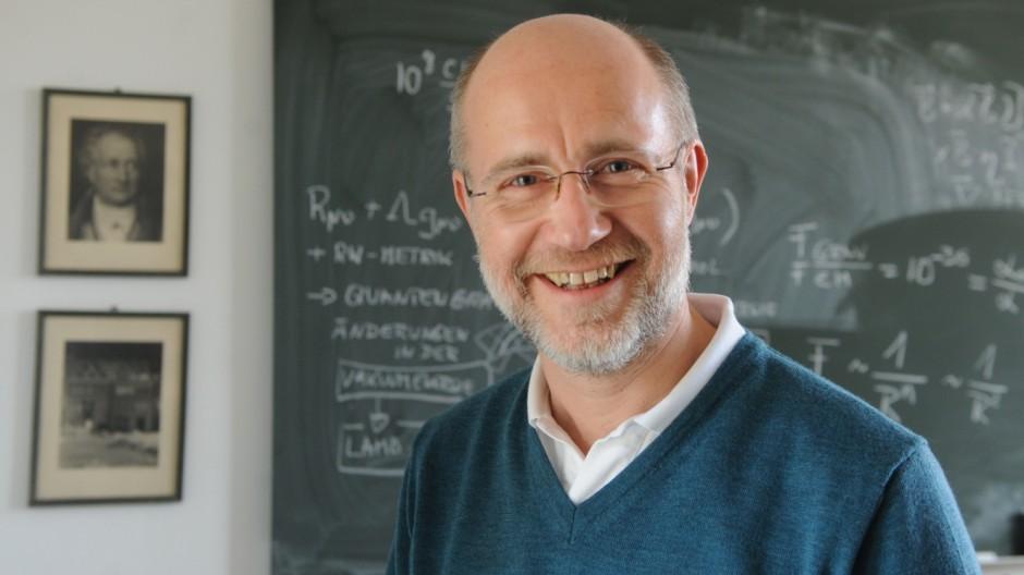 Higgs-Boson Harald Lesch über Higgs-Boson