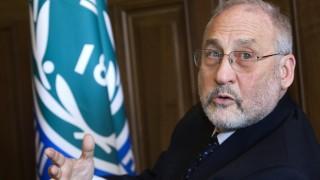 Nobelpreisträger Stiglitz hält Maßnahmen gegen Finanzkrise für unzureichend