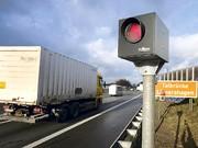 Bielefeld Radarkontrolle Bußgeld