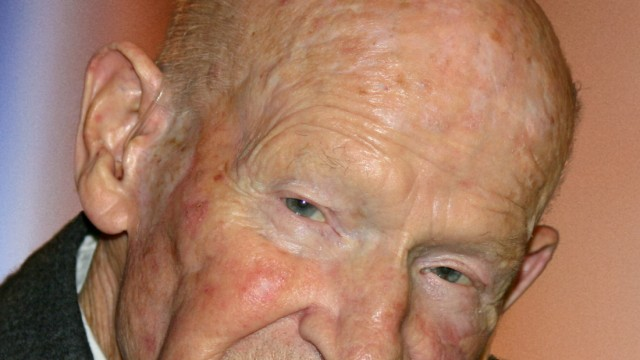 Ludwig Munzinger gestorben