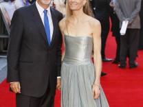 Suzy Amis und David Cameron, Thema Magersucht im Alter