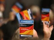 ddp, Angela Merkel, Guido Westerwelle, Horst Seehofer, Koalitionsvertrag, Schwarz-Gelb