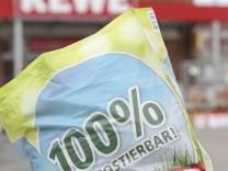 Rewe weist Vorwurf der Verbrauchertaeuschung zurueck