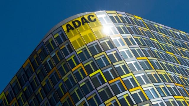 Die neue ADAC-Zentrale in München.