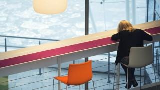 """Hochbezahlte Architektenteams denken sich Büroräume aus, in denen Mitarbeiter """"auf keinen Fall daran erinnert werden, dass sie arbeiten"""""""