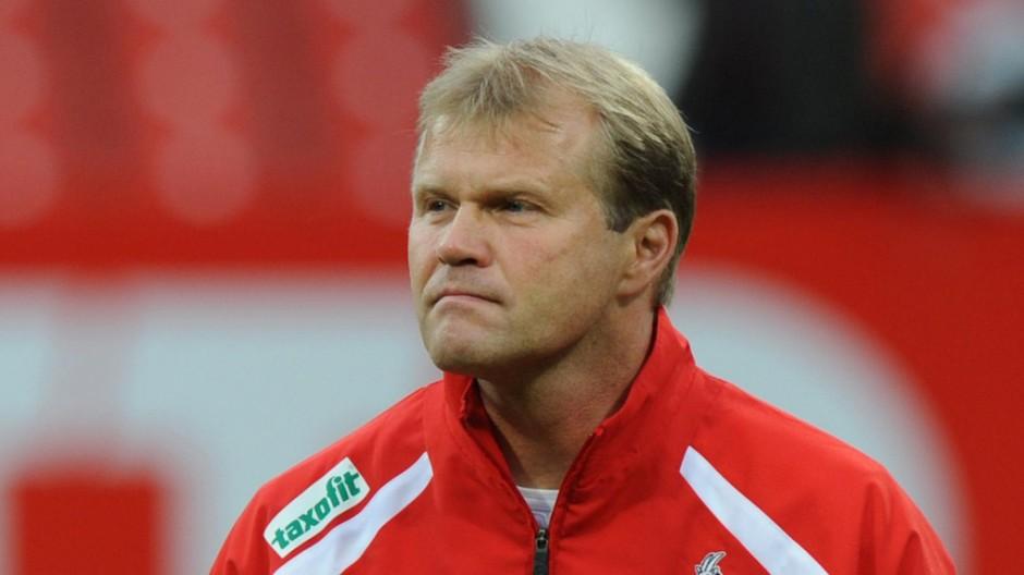 Bundesliga Trainerwechsel beim 1. FC Köln