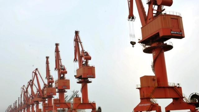 Chinas Boom bleibt robust - Wachstum nur leicht abgeschwächt