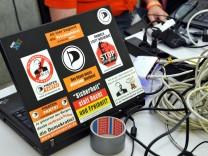 Piratenpartei im Forsa-'Wahltrend' bundesweit bei 12 Prozent
