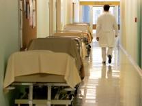 Jedes dritte Krankenhaus in NRW von Insolvenz bedroht