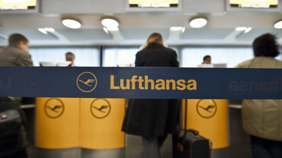 Phishing-Attacken auf Miles-and-More-Kreditkarten der Lufthansa