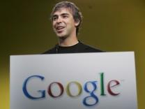 Larry Page, Google