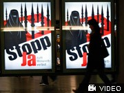 Kampagne zum Minarett-Verbot, Reuters