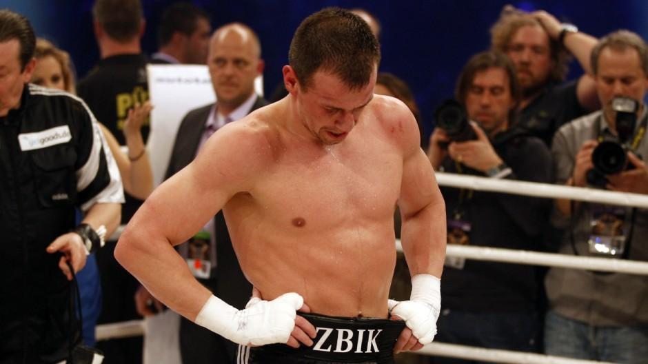 Boxen: Felix Sturm - Sebastian Zbik