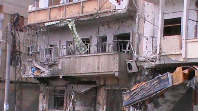 Gewalt in Syrien Gewalt in Syrien
