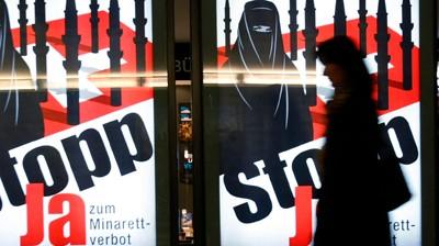 Minarett-Verbot Minarett-Verbot in der Schweiz