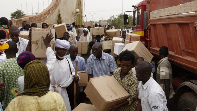 Unruhen in Mali Médecins du Monde in Mali