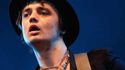 Konzerte Pete Doherty entschuldigt sich