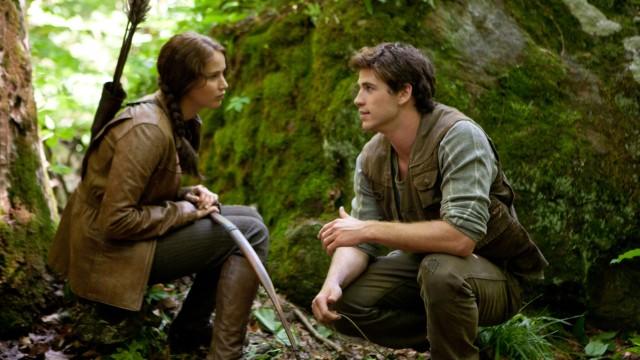 """Kino Bestseller """"The Hunger Games"""""""