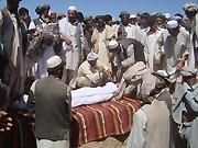 Luftangriff bei Afghanistan, Opfer, Getty