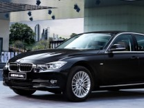 Langversion, 3er, BMW, Dreier, Limousine, China, Shanghai