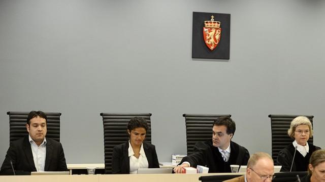 Anschläge in Norwegen Prozess gegen norwegischen Attentäter