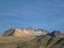 Bolivien Hochland Altiplano