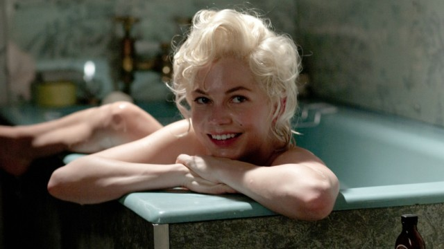 Kino, 'My Week with Marilyn', Michelle Williams als Marilyn Monroe