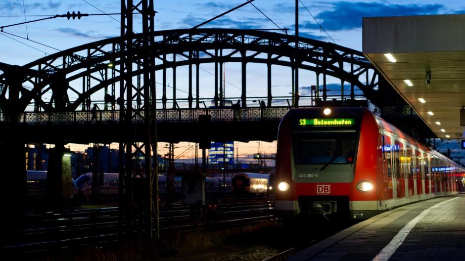 S-Bahn, München, zweite Stammstrecke