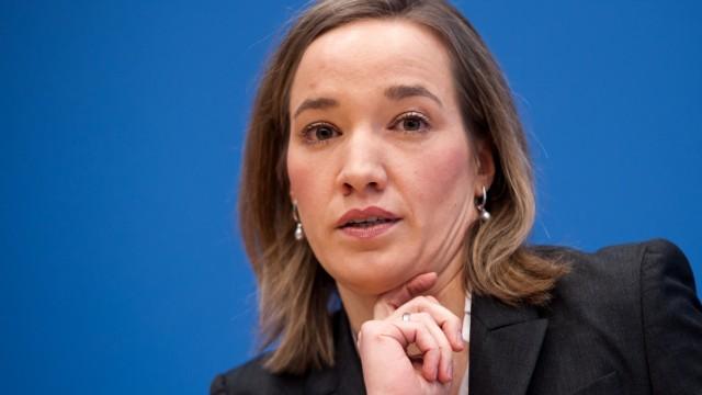 Familienministerin Kristina Schröder: Nein zur Frauenquote