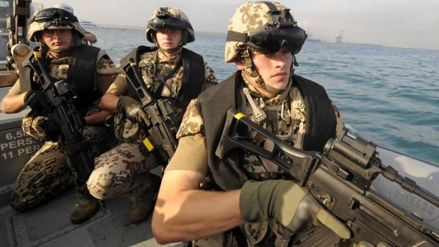 Kabinett will Anti-Piraten-Einsatz 'Atalanta' ausweiten